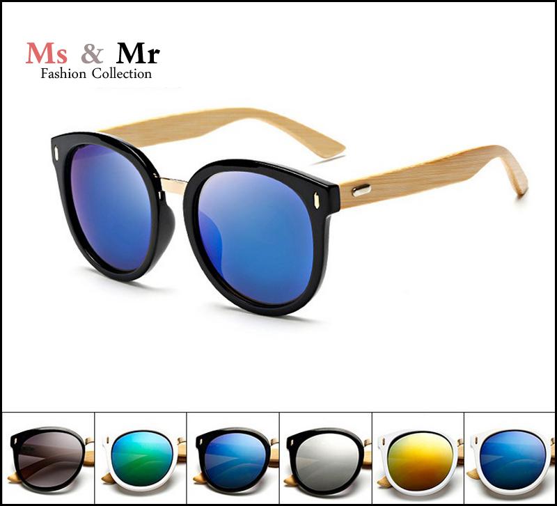 Hot 2016 new Cat Eye Sunglasses Men Wood Sunglasses Fashion Gafas Bamboo Wooden Sunglasses Women Brand Designer Sports Oculos(China (Mainland))