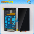 1 piece tested Replacement parts 5 inch screen for Sony for Xperia Z1 L39h lcd display