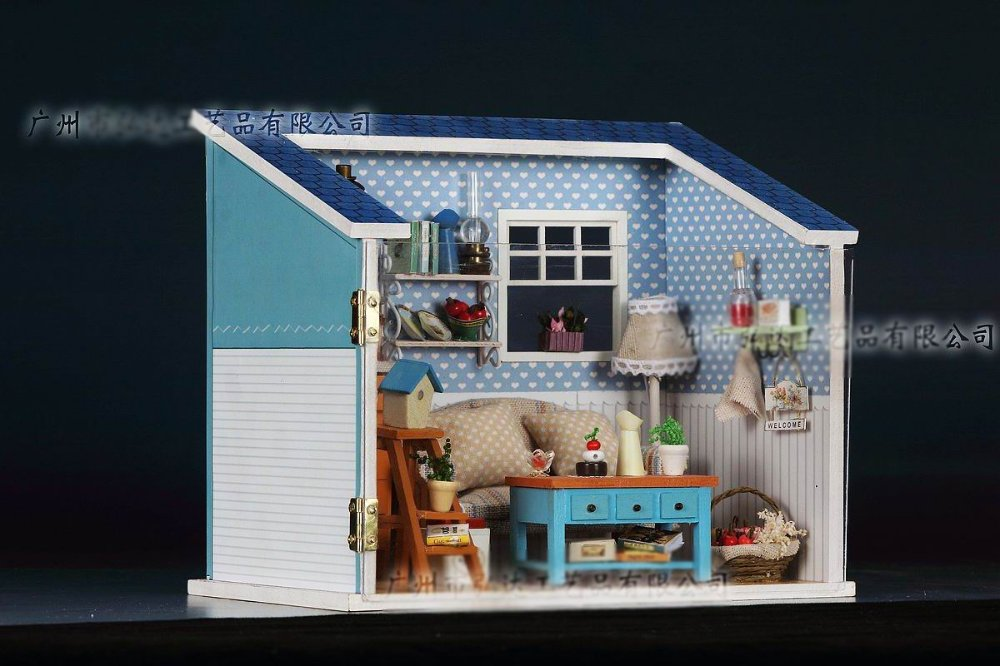Diy Mouse Toys Diy Wooden Toy Doll House