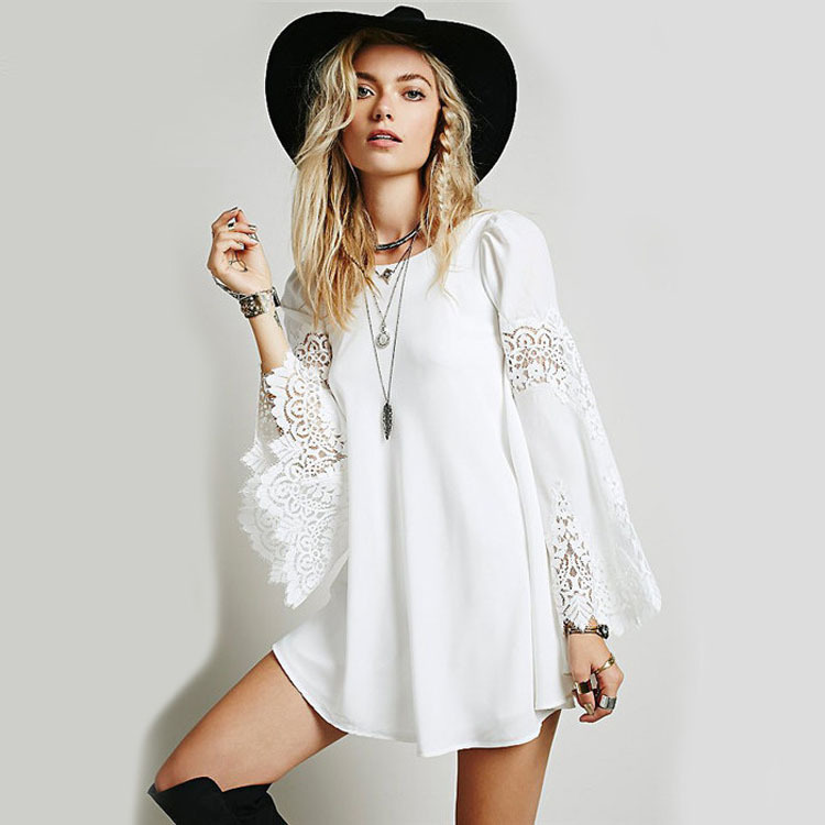 Fashion World Bell Sleeve Tops