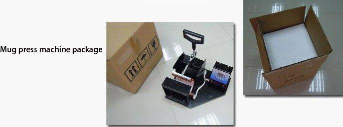 Купить Бесплатная доставка 1 в 1 давления жары сублимации машина Цифровой Кружка Машина Давления Жары печатная машина теплообмена машина