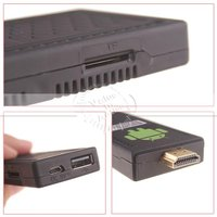 TV Stick VIA WiFi Android 4.1.1 /ug802 RK3066 cortex/a9 MK802 III HDD Box