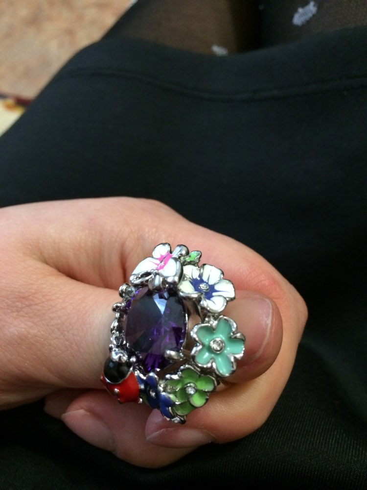 Классное кольцо очень эффектное