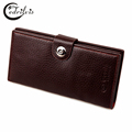 Hasp Lychee Grain Business Men Wallet W189 Multi cards Male Purse High grade PU HandbagS Hasp