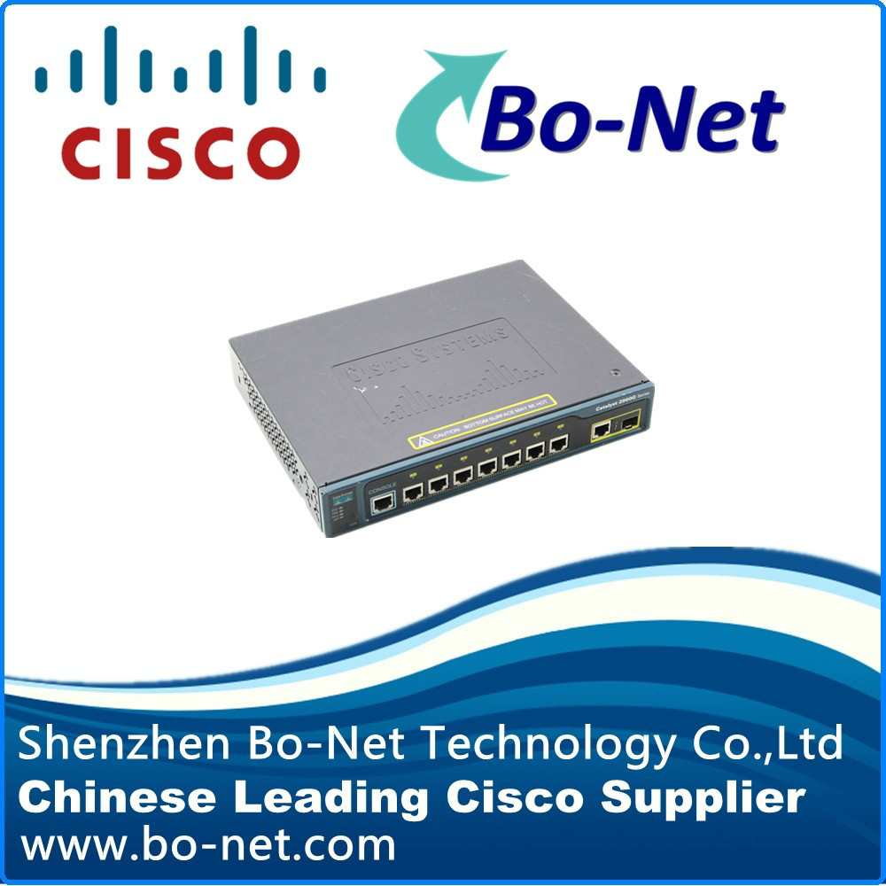 CISCO WS-C2960G-8TC-L 8 ports 10/100/1000 Gigabit Switch(China (Mainland))