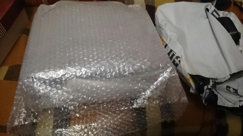 Сумка пришла хорошо упакована. Не мятая.Доставка 2 недели.  По качеству сумка понравилась.  Ожидала, что будет немного больше по размеру  и ручки хотелось бы подлиннее.