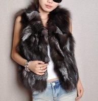 Женская одежда из меха Other 2015 silver fox 669836504
