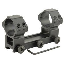 30mm Ring High Profile Rifle Scope Mounts Picatinny Rails QD