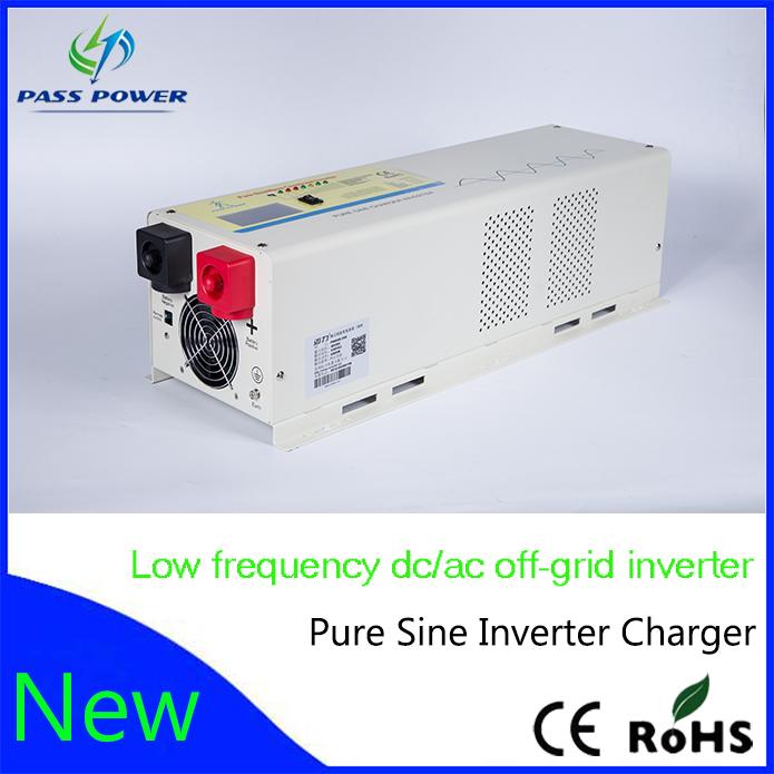 solar air conditioner home solar systems off grid inverter 6000w solar power inverter 24v/48v to 220v/230v/240v(China (Mainland))