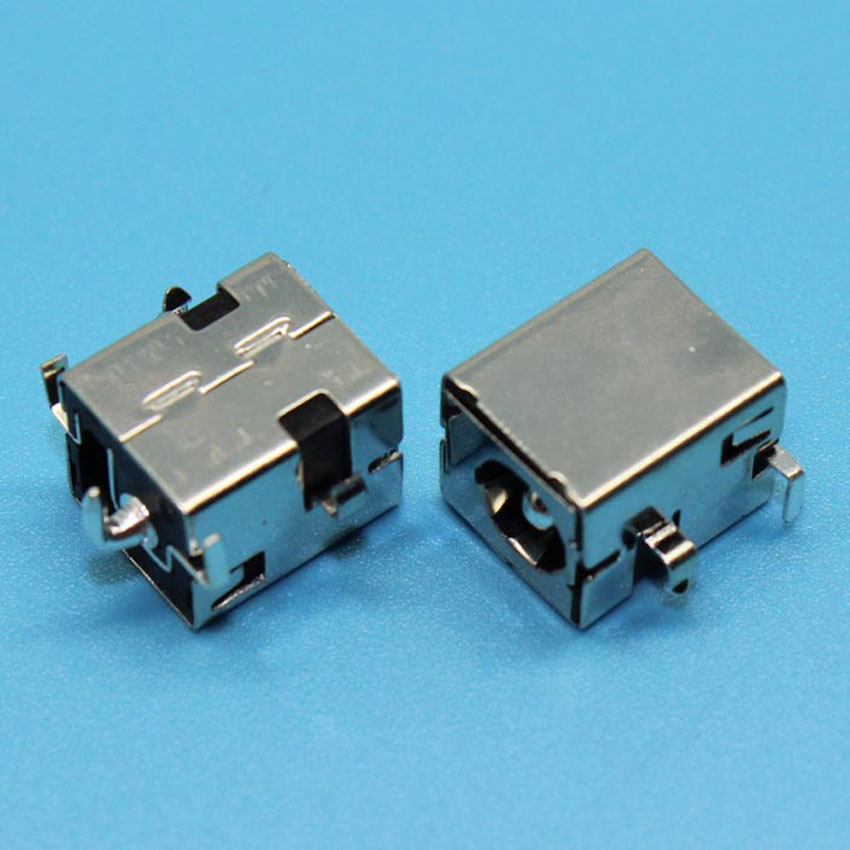 AC DC Power Jack Connector For Asus X53SK X53SM X53SV X54C X54H X54HR X72JT X72JU X53SJ Series(China (Mainland))