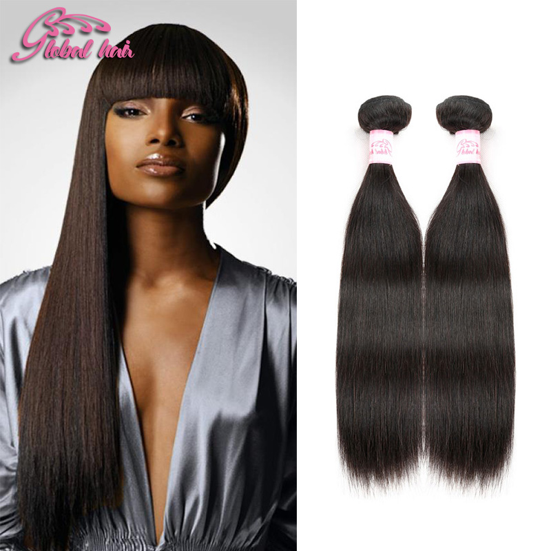 Brazilian Virgin Hair Straight 4 Bundles 7a Unprocessed Virgin Brazilian Straight Hair Weave Bundles Human luxy Hair Products<br><br>Aliexpress