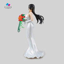 Kissen Anime One Piece POP Boa Hancock Wedding PVC Action Figure Toy