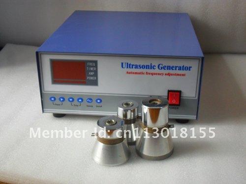 2000 Вт/33 кГц цифровой ультразвуковой генератор для очистки вибрации бак t12 (2)