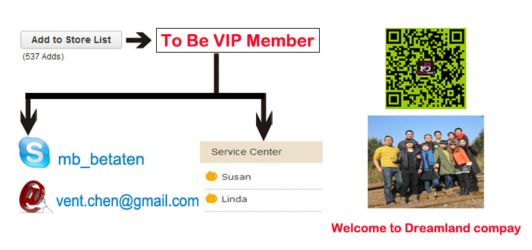 To be VIP