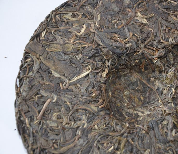 Dragon tea health care  wu yi black cake unbuttressed Chinese yunnan puerh 357g  the China pu er cha to lose weight products cheap