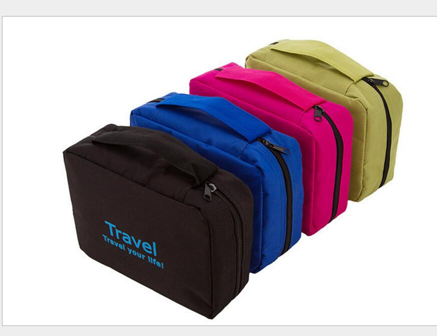 Wash bags cosmetic storage bag, multi-function link sorting packages, a variety of color selection, waterproof, stylish, durable(China (Mainland))