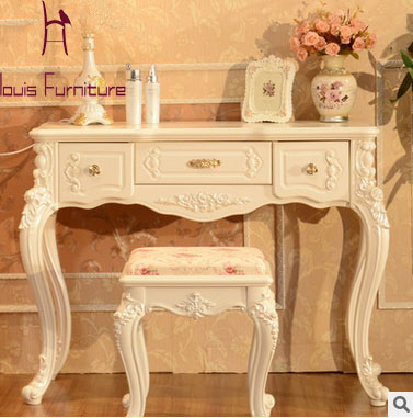 European Style Solid Wood Modern Multifunctional Furniture Writing Console Living Room Console Table(China (Mainland))