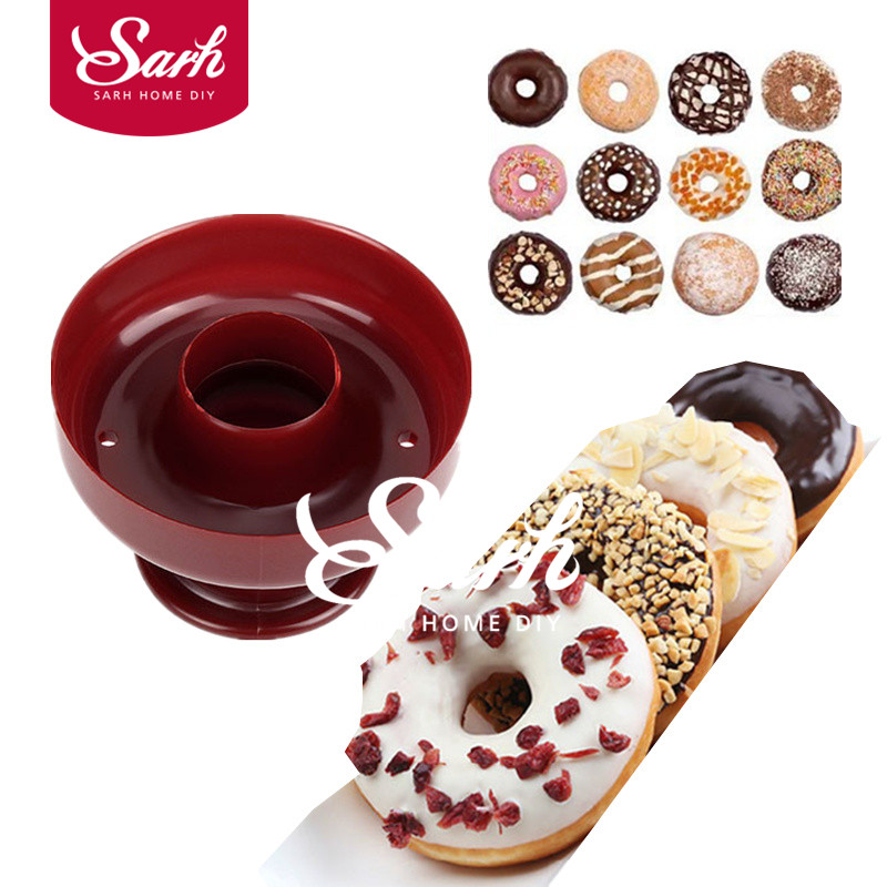 DIY Doughnut Tool Donut Mold Cake Bread Plunger Cutter Tools for Kitchen Baking Decorations and Home Furnishing Products(China (Mainland))