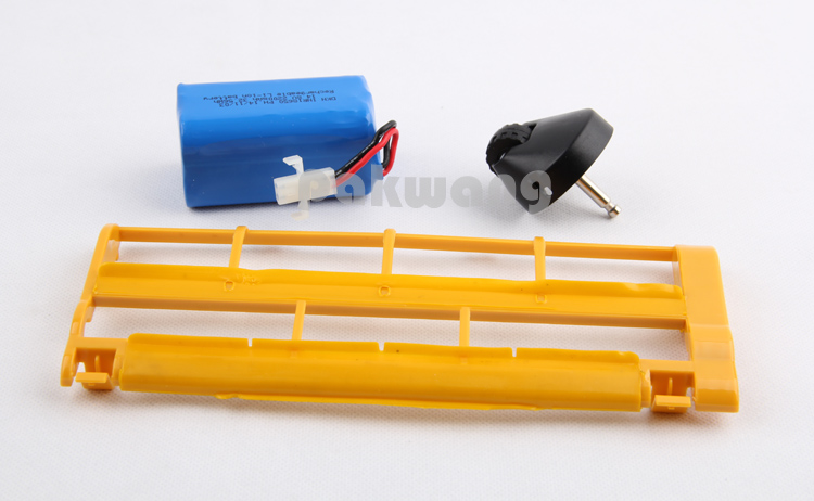 A380 Robotic Aspirador Accessories : Standard Battery 360 Degrees Front Wheel And Brush Cover(China (Mainland))