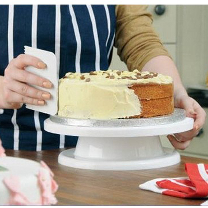 Поворотный стол для тортов своими руками