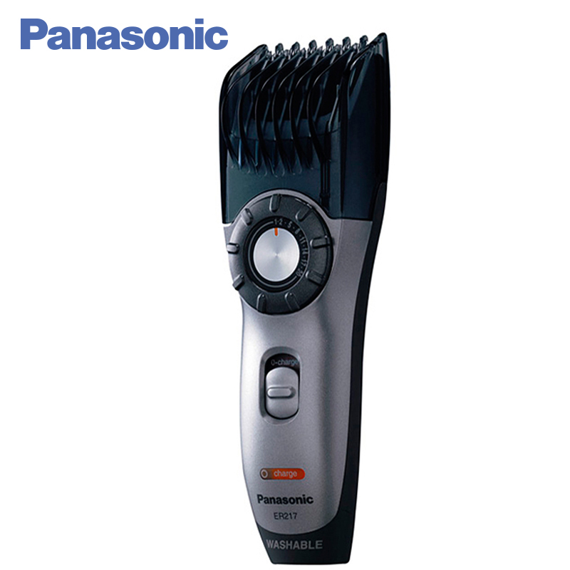 buy panasonic er217s520 hair clipper beard and mustache beard trimmer for men. Black Bedroom Furniture Sets. Home Design Ideas