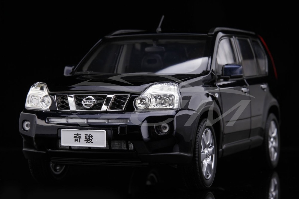 Diecast Car Model Nissan X-Trail 1:18 (Black) + SMALL GIFT!!!!!!!!!!!(China (Mainland))