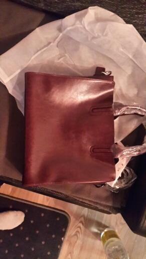 сумку отримав за 45 днів, дуже висока якість, все відповідає описанню, продавець молодець