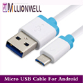 Millionwell Micro USB Cable Android Date Charging 5V2A USB Micro Cable 2 0 50cm Mobile Phone