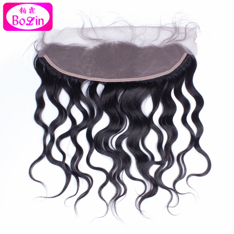 Фотография Cheap wholesale indian lace frontal closure ear to ear full lace frontal closure 13x4 natural wave lace frontal with baby hair