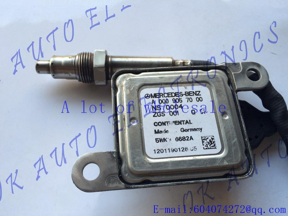 Nox Sensor Oxygen Lambda Mercedes - Benz W164 W166 W172 W205 W221 W251 W212 W207 W906 A0009057000 sonde 350 320 CDI OK AUTO ELECTRONICS store