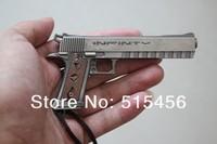 """3.6"""" фантазия крест пожара пистолет пистолет пистолет модели Кулон лучший подарок в мире крутейшее ремесло Украшение коллекции сплава"""