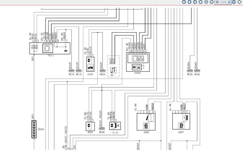 Citroen Berlingo Wiring Diagram : Citroen c wiring diagram images