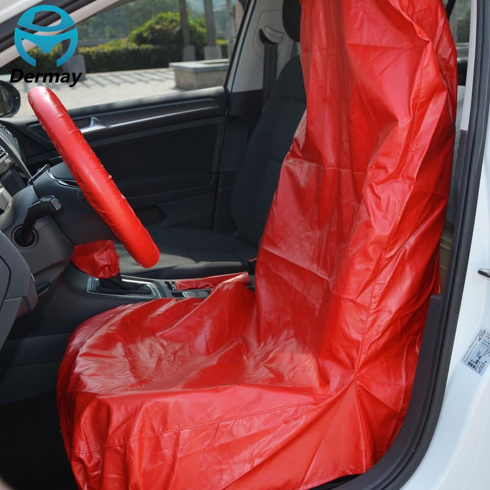 Online kopen wholesale car leather seat protector uit for Auto interieur reparatie