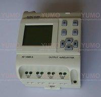 PLC -af-10mr-e 6 пункт AC/DC цифровой вход, 4 очка реле вывода с lcd с программа usb кабель с программным обеспечением