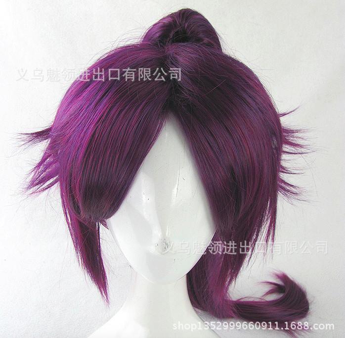 Shihouin Yoruichi wig 5
