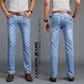 Men winter jean SU LEE jeans High quality Brand men s trousers male big size Pants
