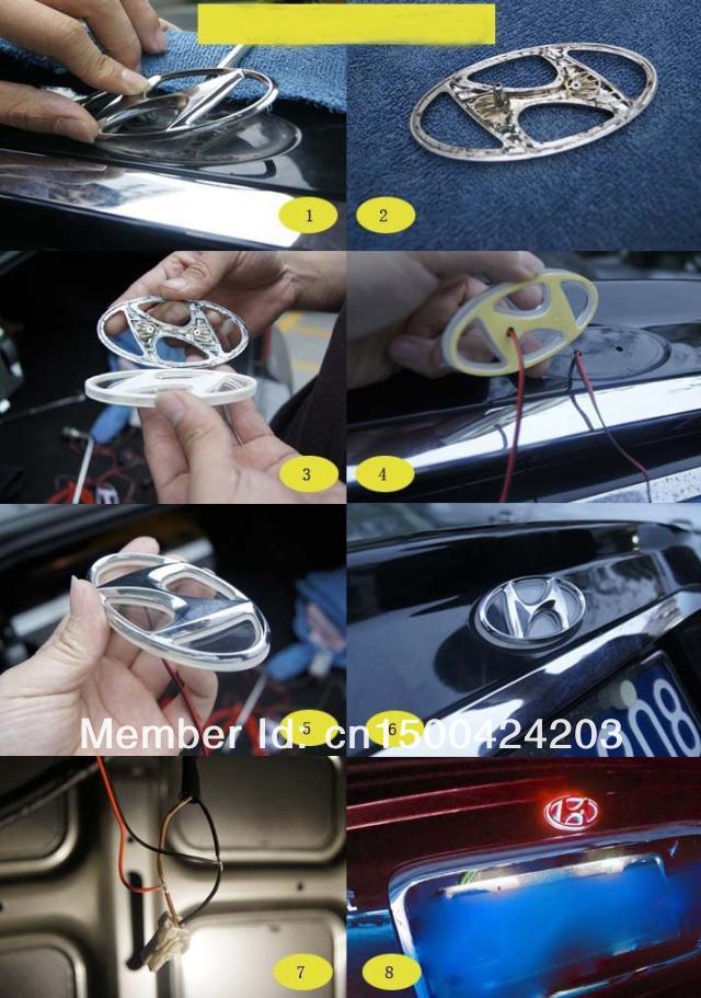 Логотипы на машину своими руками