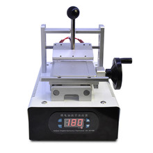 Manual OCA Polarizer Film Glue Removing Machine With Moulds For font b Mobile b font font