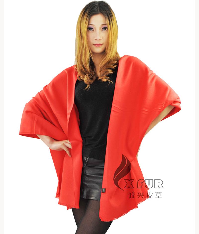 Frete grátis cx-bp-14a de alta qualidade 100% Spun Rayon tecido Cashmere Pashmina(China (Mainland))