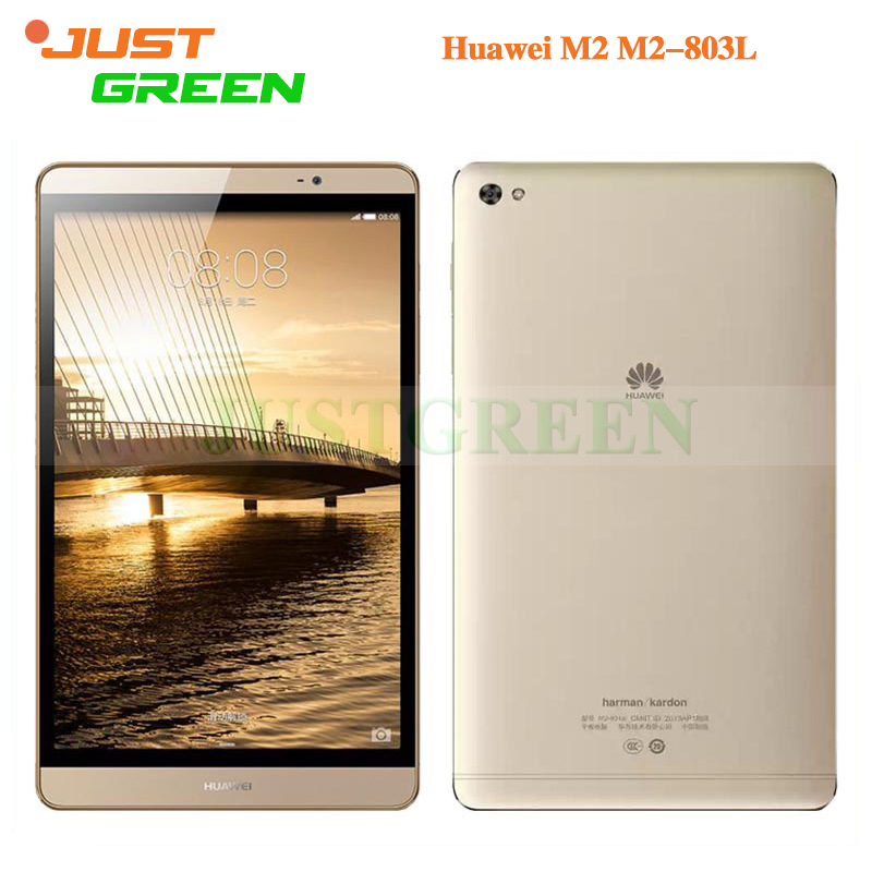 HUAWEI Medipad M2 M2-803L Android 5.0 Tablet PC Hisilicon Kirin930 Octa Core 8 FHD 1920X1200 3GB RAM 16GB 8MP GPS 4G FDD LTE<br><br>Aliexpress