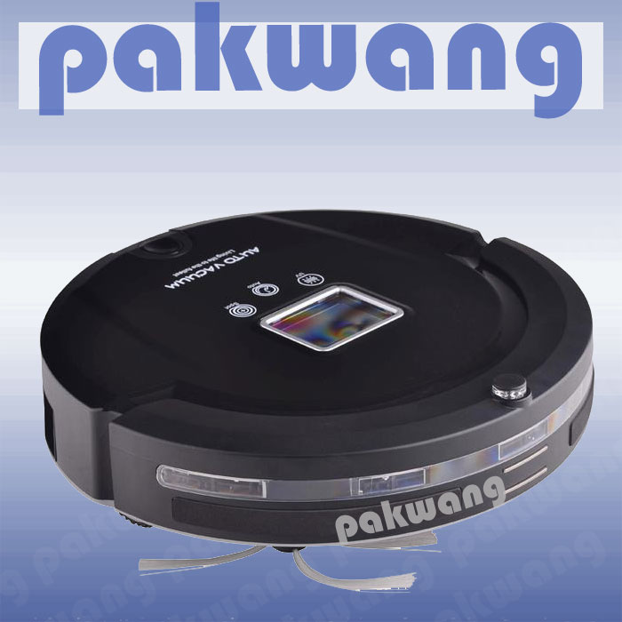 PAKWNG Robot Vacuum Cleaner A320 LCD Touch Screen Auto Recharge Robot Vacuum for Home(China (Mainland))