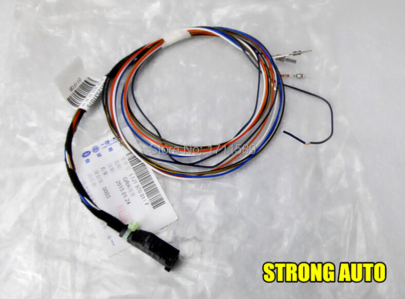 UT8shZZXl8aXXagOFbX3 oem vw original cruise control system gra cable harness wire for MK5 Jetta at fashall.co
