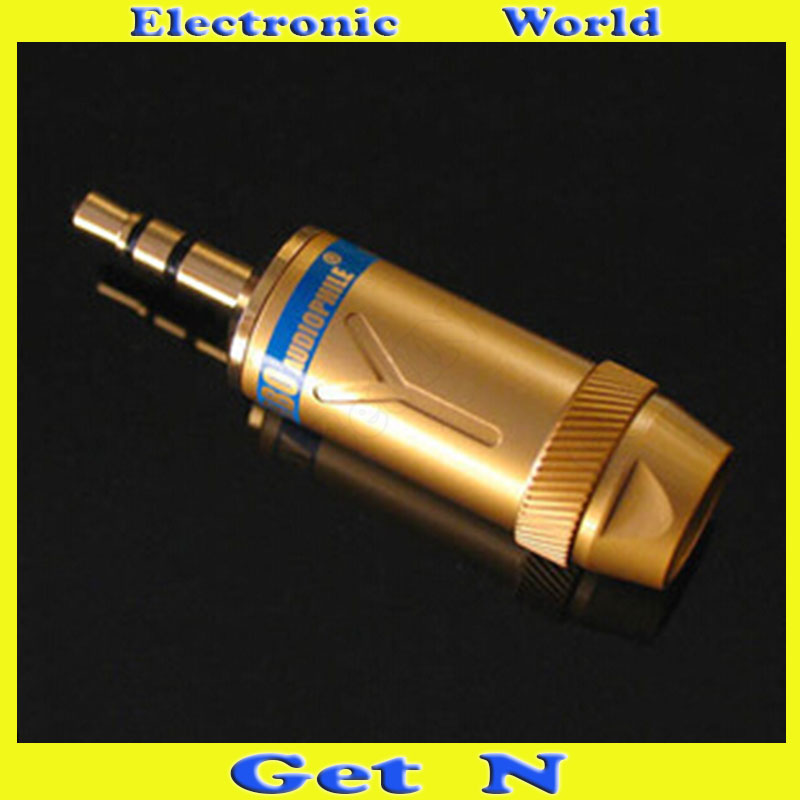 50pcs for YaRBO GY-3.5GS-L Welding Headphone Connectors Stereo Dual Track 3.5mm Headphone Plug<br><br>Aliexpress