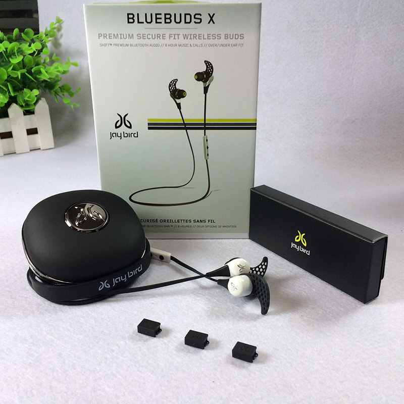Здесь можно купить  brand new bluetooth noice cancelling in-ear headphone Jaybird bluebuds x white wireless headphone brand new bluetooth noice cancelling in-ear headphone Jaybird bluebuds x white wireless headphone Бытовая электроника