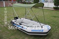 надувная лодка солнцезащитную тени, надувную лодку тентом & жилья, подходит для рыбацкой лодке, Бесплатная доставка dhl