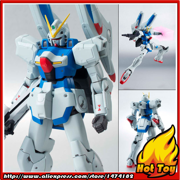 "100% Original BANDAI Tamashii Nations Robot Spirits No.176 Action Figure - VICTORY DASH GUNDAM from ""V-GUNDAM""(China (Mainland))"