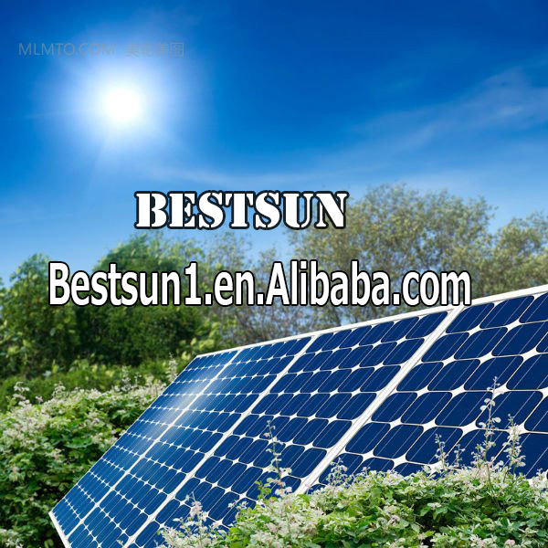 solar air conditioner 4000w solar pv panel off grid systems home sistema solar para casa and pure sine wave inverter home(China (Mainland))