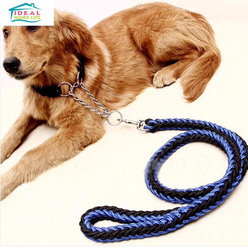 P Chain Pet Dog Traction Rope