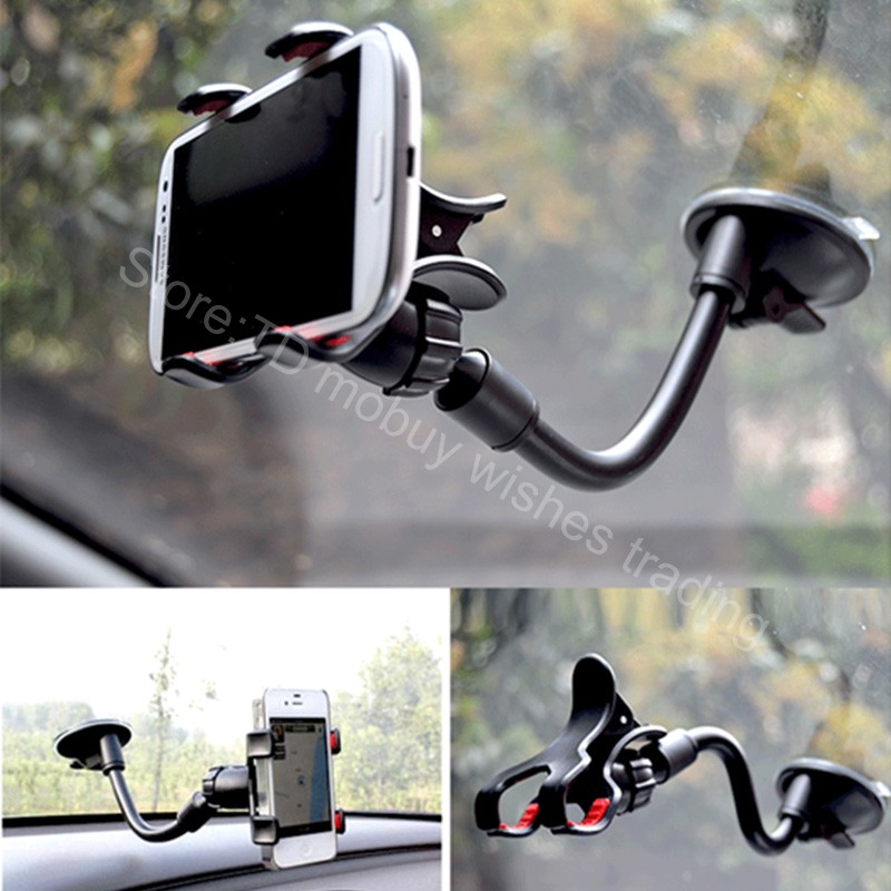 Car Phone Suction Cup Stand Holder Mount for Elephone p9000/p8000/s3/m3/Lenovo k3 note/vibe p1/x2/shot/zuk z2 pro/Leeco le 2/max(China (Mainland))