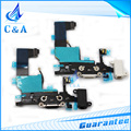 For iPhone 5 5g USB Charger Charging Port Dock Connector with Headphone Microphone Audio Jack Flex